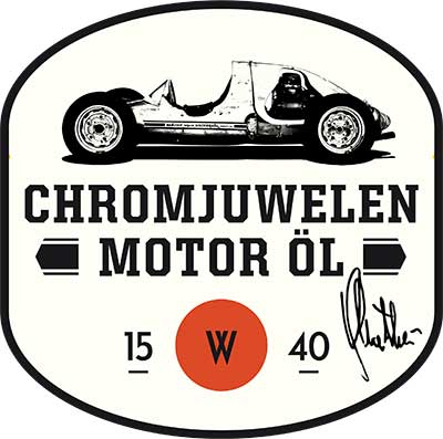 Chromjuwelen Motor Oil