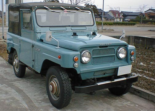 ":: ""NissanPatrol"" von ATAC in der Wikipedia auf Japanisch. Lizenziert unter CC BY-SA 3.0 über Wikimedia Commons - https://commons.wikimedia.org/wiki/File:NissanPatrol.jpg#/media/File:NissanPatrol.jpg"