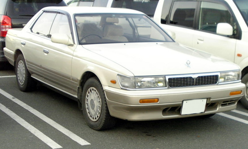 ":: ""Nissan Laurel C33"" von Kuha455405 GFDL by original author - japanese Wikipedia. Lizenziert unter CC BY-SA 3.0 über Wikimedia Commons - https://commons.wikimedia.org/wiki/File:Nissan_Laurel_C33.jpg#/media/File:Nissan_Laurel_C33.jpg"